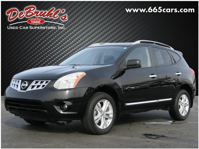 2013 Nissan Rogue SV for sale by dealer