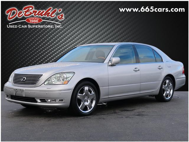 2006 Lexus LS 430 Base for sale by dealer