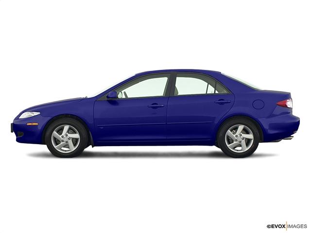 2004 Mazda Mazda6 s for sale by dealer