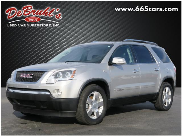 2007 GMC Acadia SLT-2 for sale by dealer