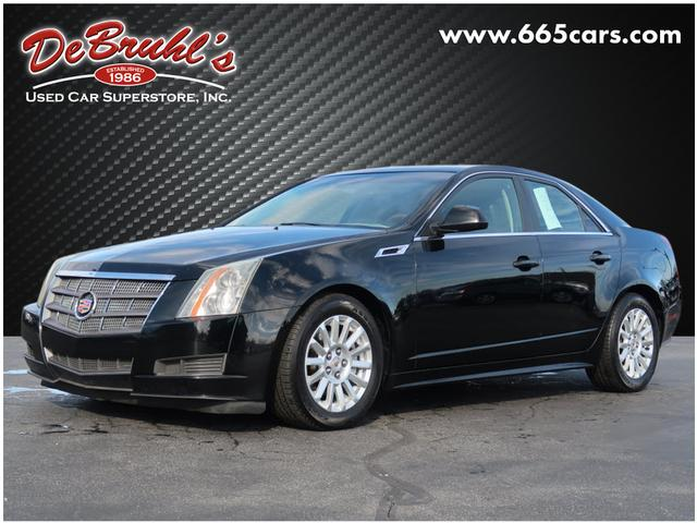 2011 Cadillac CTS 3.0L Luxury for sale by dealer