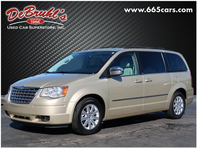2010 Chrysler Town & Country Touring Plus for sale by dealer