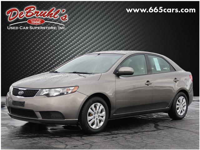 2012 Kia Forte EX for sale by dealer