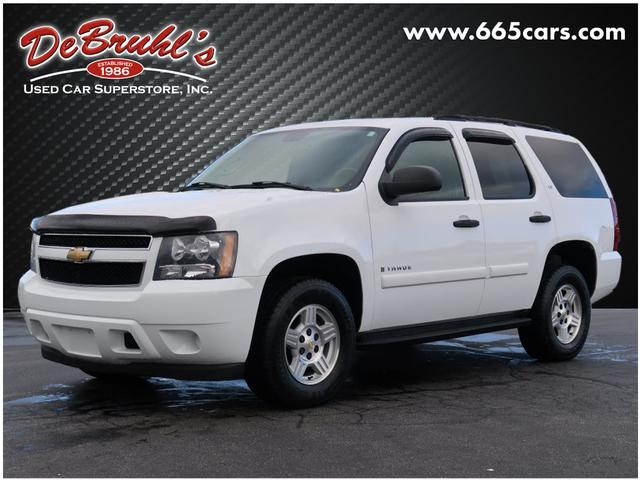 2007 Chevrolet Tahoe for sale by dealer