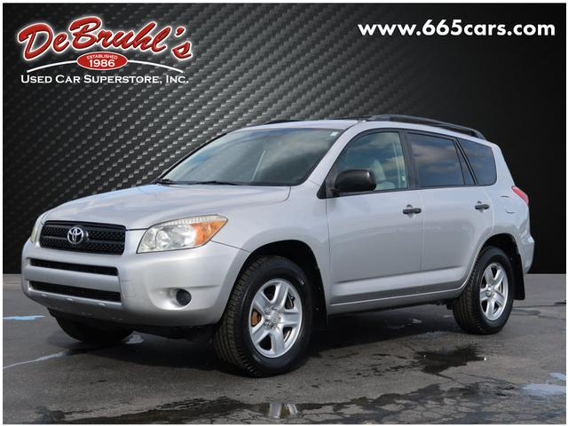 2008 Toyota RAV4 Base for sale by dealer