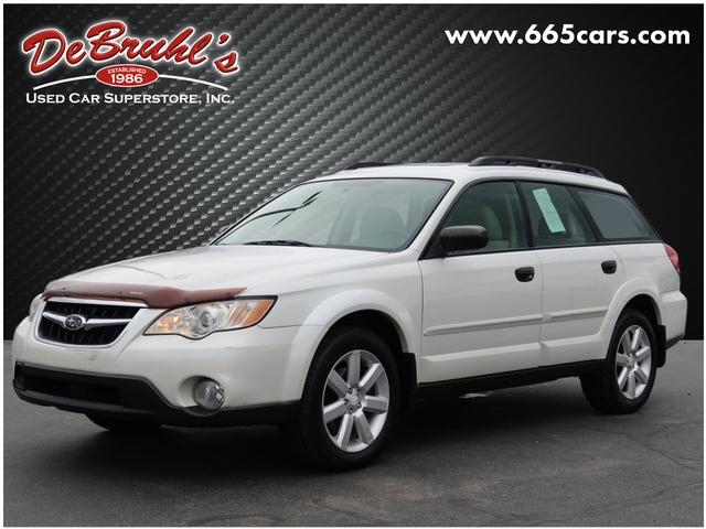2009 Subaru Outback 2.5i Special Edition for sale by dealer