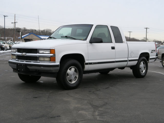 1997 Chevrolet C/K 1500 Series K1500 Silverado for sale by dealer