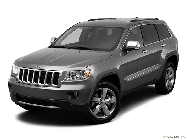 2012 Jeep Grand Cherokee Limited for sale by dealer