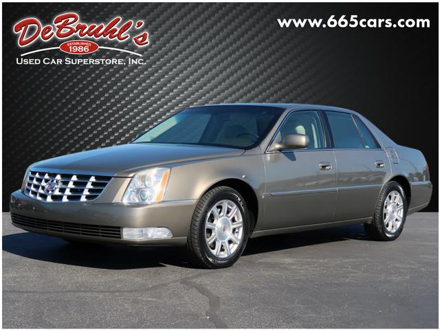 2010 Cadillac DTS 4.6L V8 for sale by dealer