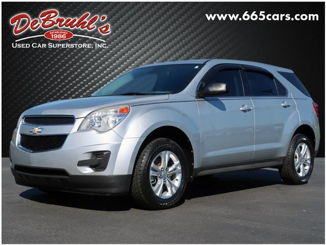 2012 Chevrolet Equinox LS for sale by dealer