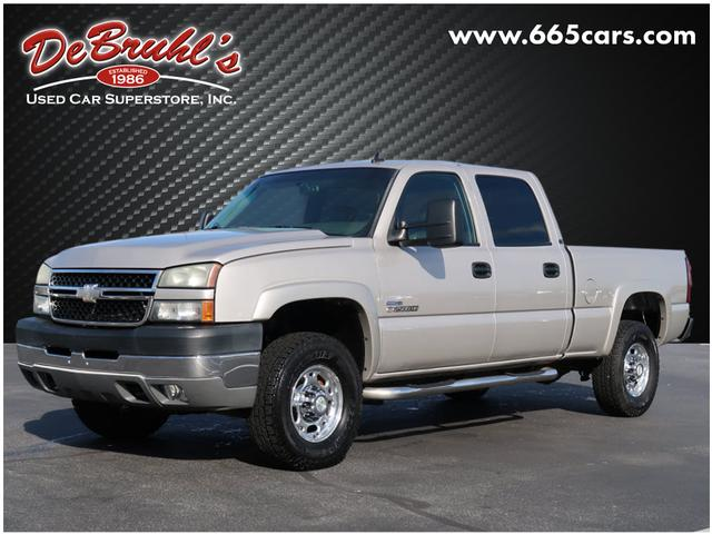 2007 Chevrolet Silverado 2500HD Classic LT1 for sale by dealer