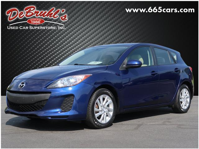 2012 Mazda Mazda3 i Touring for sale by dealer