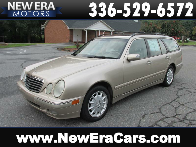 2000 mercedes benz e320 3rd row leather for sale in winston salem. Black Bedroom Furniture Sets. Home Design Ideas
