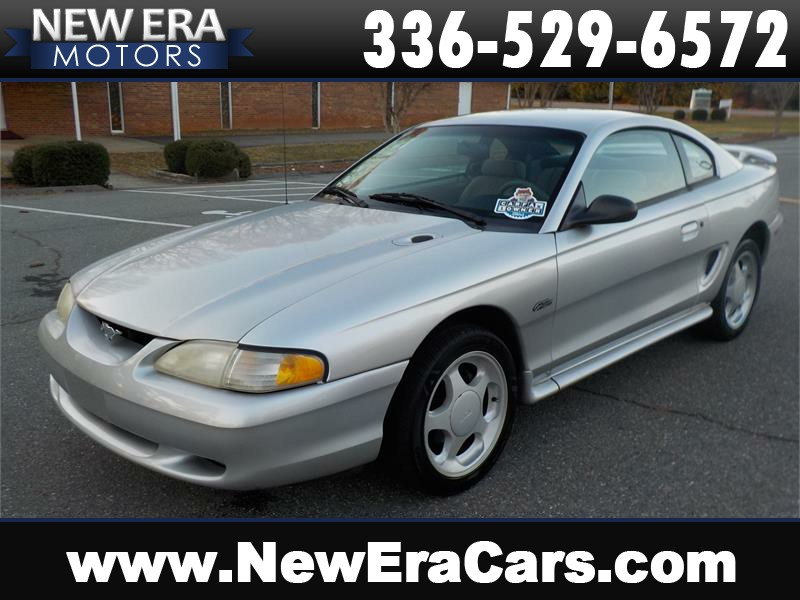 1998 ford mustang gt cheap nice for sale in winston salem for New era motors winston salem nc