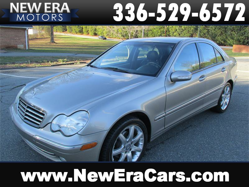 2003 mercedes benz c230k coming soon for sale in winston for Mercedes benz of winston salem