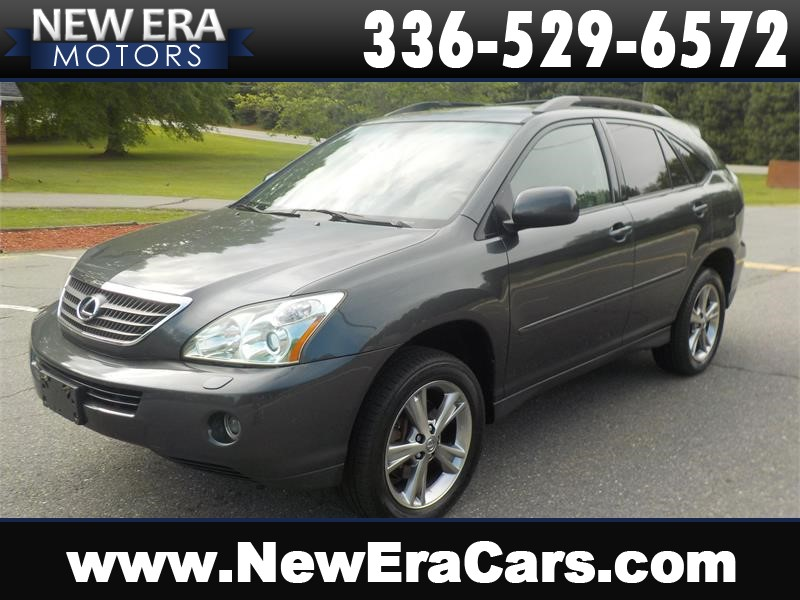 2006 Lexus RX 400h AWD Leather! Hybrid! for sale by dealer