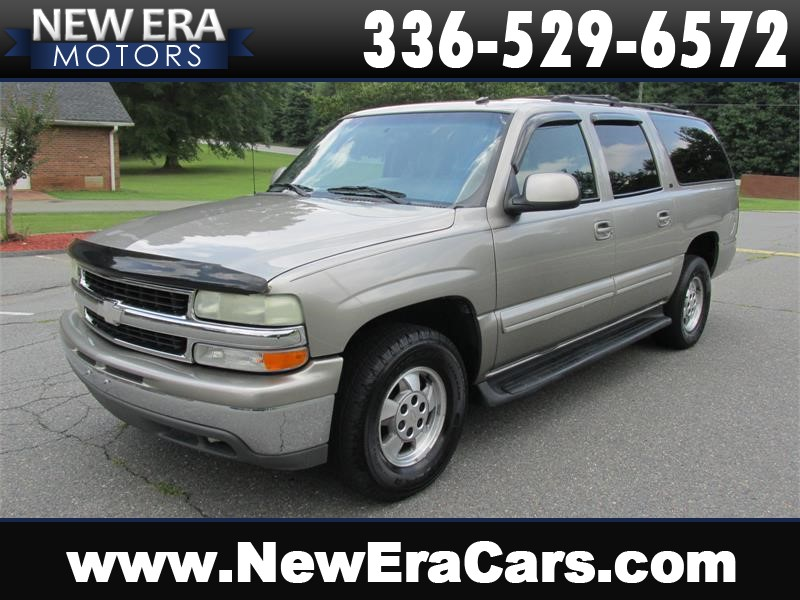2003 Chevrolet Suburban 1500 3rd Row Leather! Winston Salem NC