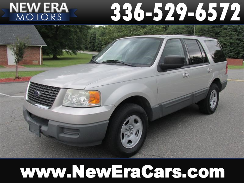 2003 Ford Expedition 3rd Row! Cheap! Winston Salem NC