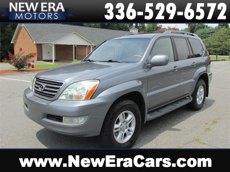 2005 Lexus GX 470 4WD! 3rd Row! Nice!  for sale by dealer