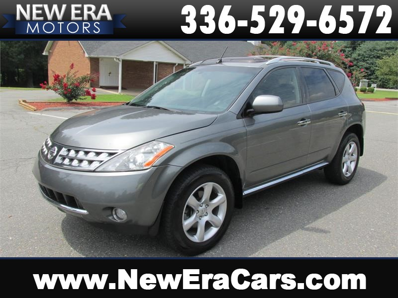 2006 Nissan Murano SE AWD Leather!! Nice! for sale by dealer