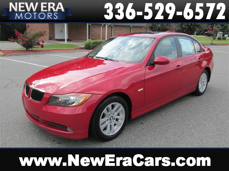 2007 BMW 3-Series 328xi Low Miles! Leather! for sale by dealer