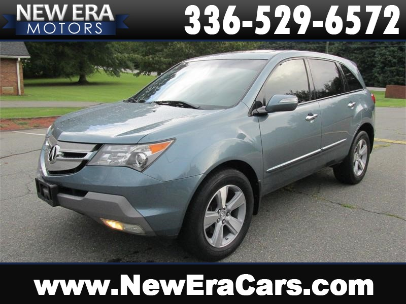 2007 Acura MDX Sport Package Leather! AWD! Winston Salem NC