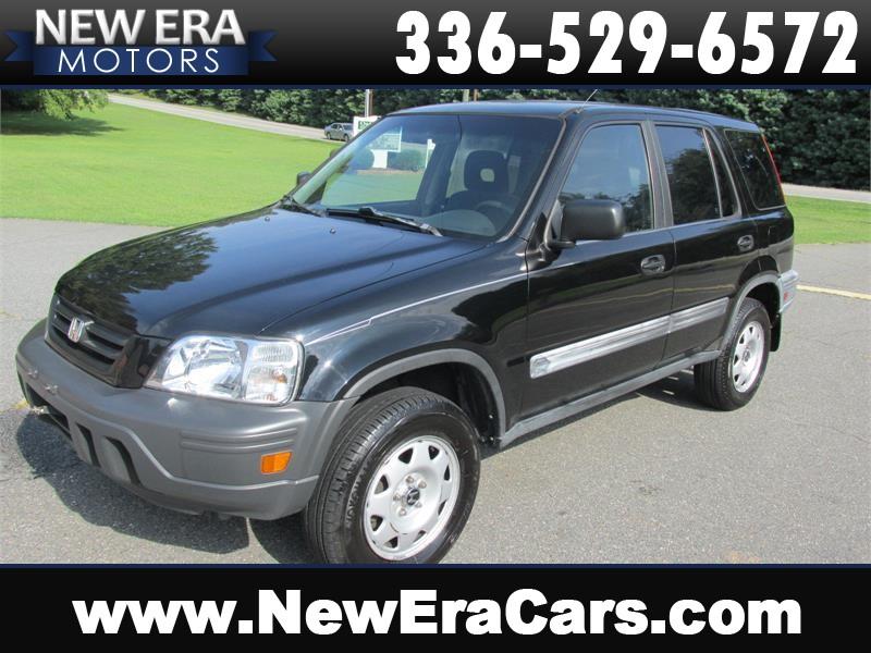 2001 Honda CR-V LX Cheap Price NICE! Winston Salem NC