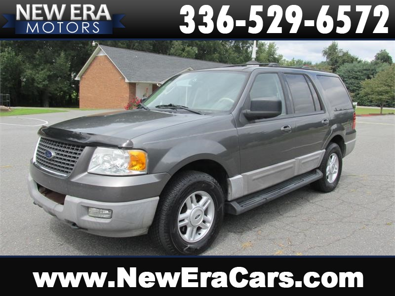 Ford Expedition XLT 3rd Row! Cheap! in Winston Salem