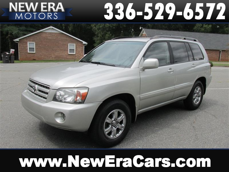 Toyota Highlander Limited Nice! Cheap! in Winston Salem