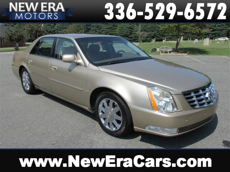 2006 Cadillac DTS Sedan Leather! Low Miles! Winston Salem NC