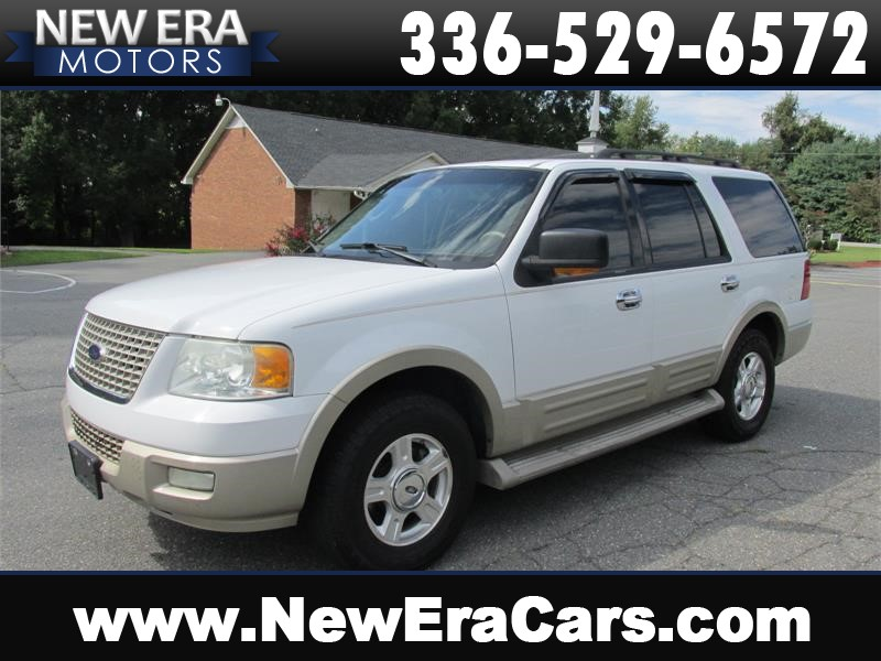 2006 Ford Expedition Eddie Bauer Cheap! 3rd Row! for sale by dealer