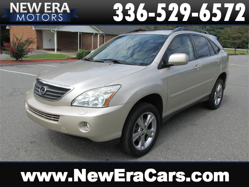 2006 Lexus RX 400h Leather! Nice! for sale by dealer