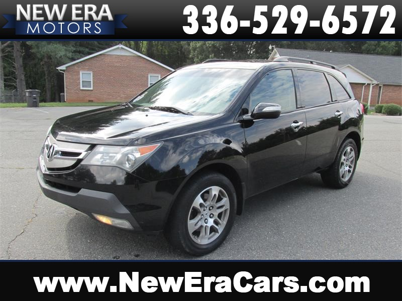 2007 Acura MDX Tech Package 3rd Row! Leather! for sale by dealer