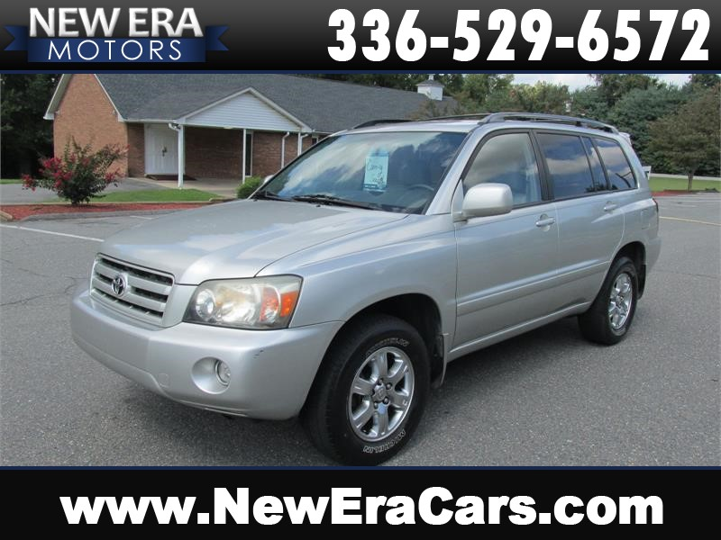 2006 Toyota Highlander Limited V6 4WD Nice! for sale by dealer