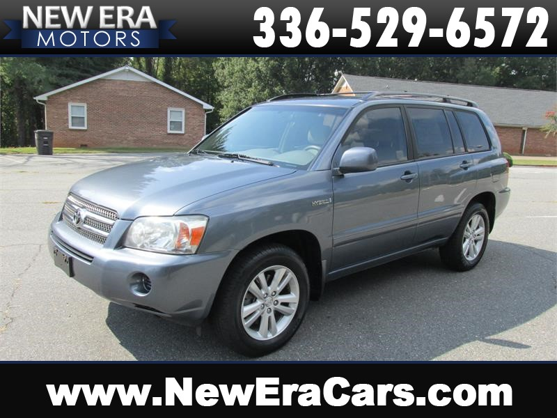 2007 Toyota Highlander Hybrid Limited Nice! Clean! for sale by dealer