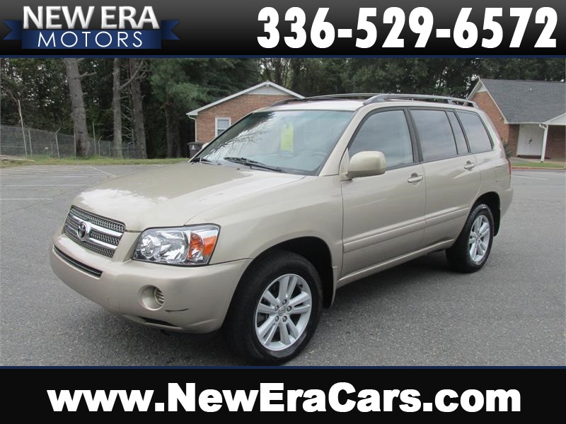 2006 Toyota Highlander Hybrid 4WD Coming Soon! for sale by dealer