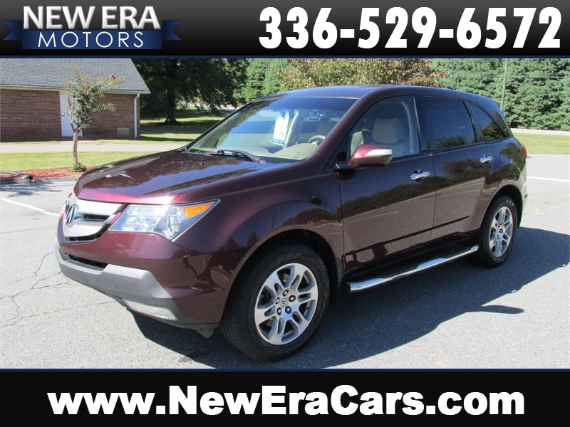2007 Acura MDX Leather! 3rd Row! Winston Salem NC