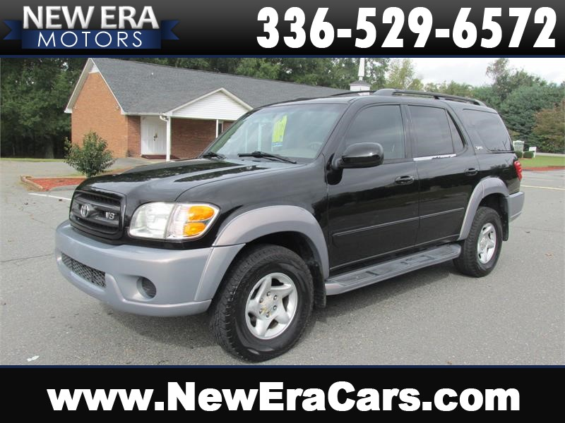 2001 Toyota Sequoia SR5 3rd Row! 4x4! for sale by dealer