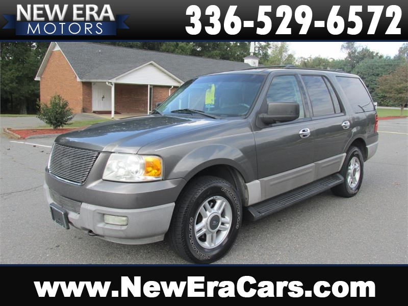 2003 Ford Expedition XLT 4WD! 3rd Row! Cheap! for sale by dealer
