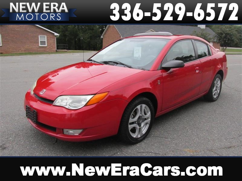2004 Saturn ION Quad Coupe 3 Cheap! for sale by dealer