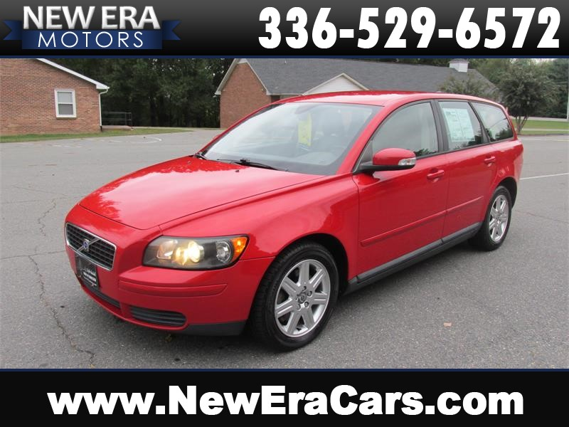 2007 Volvo V50 2.4i Nice! Leather! Clean! for sale by dealer