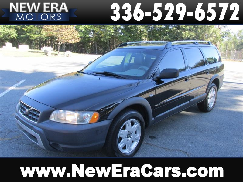 2005 Volvo XC70 AWD! Leather! for sale by dealer