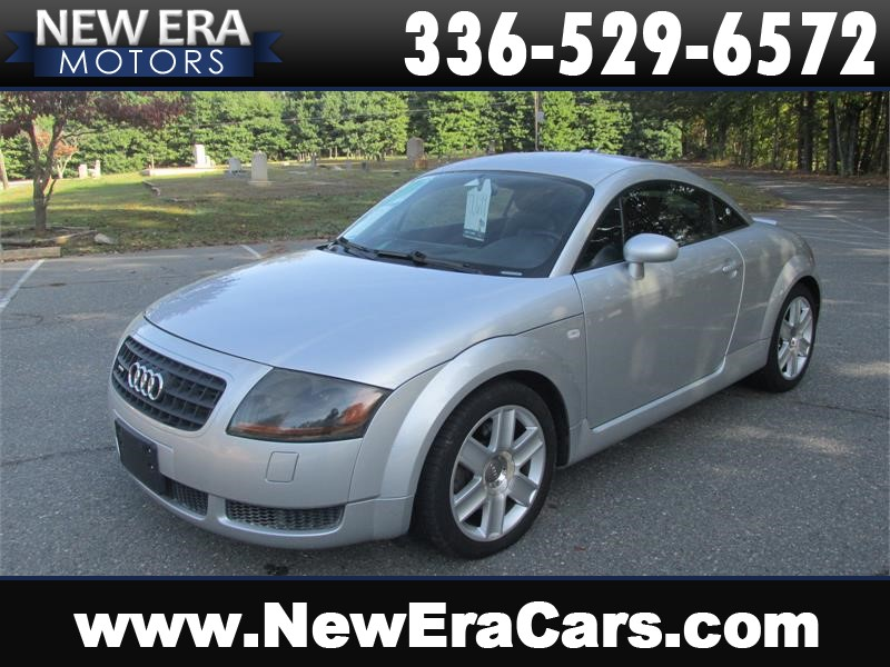 2005 Audi TT Coupe Quattro Leather! AWD! Winston Salem NC