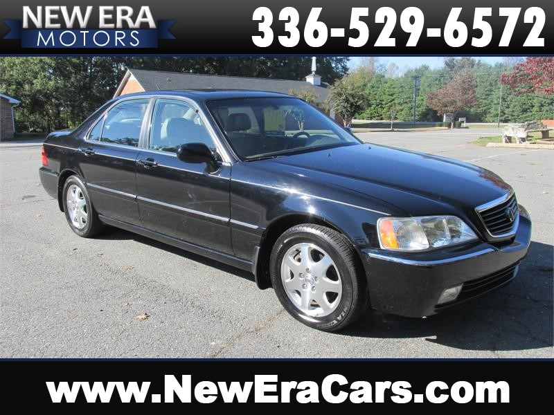 2002 Acura RL 3.5RL Clean! Nice! Leather! Winston Salem NC