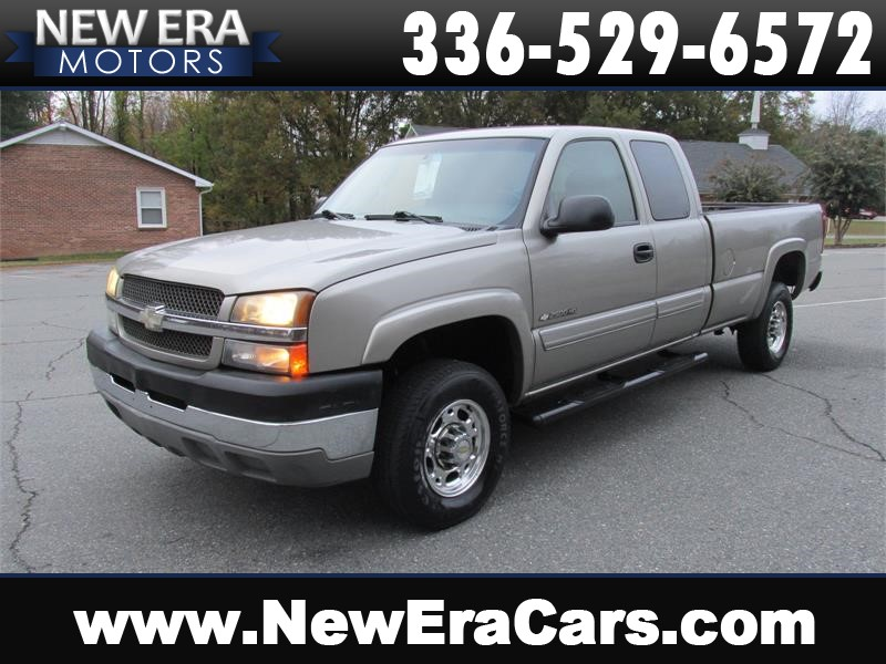 2003 Chevrolet Silverado 2500HD LS Ext Cab! Long Bed! Winston Salem NC
