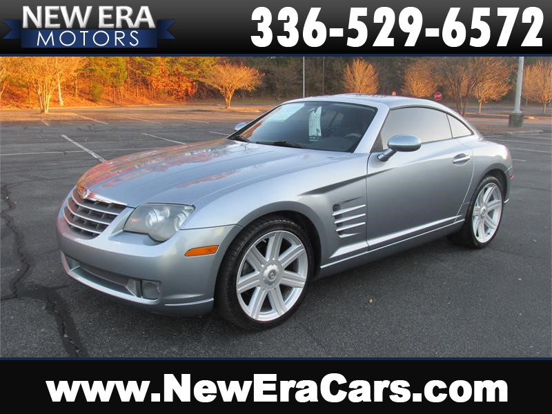 2004 Chrysler Crossfire Coupe LOW MILES! Winston Salem NC