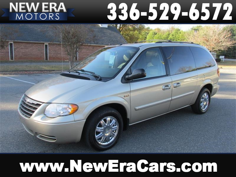 2007 Chrysler Town & Country Touring DVD! Leather! Winston Salem NC