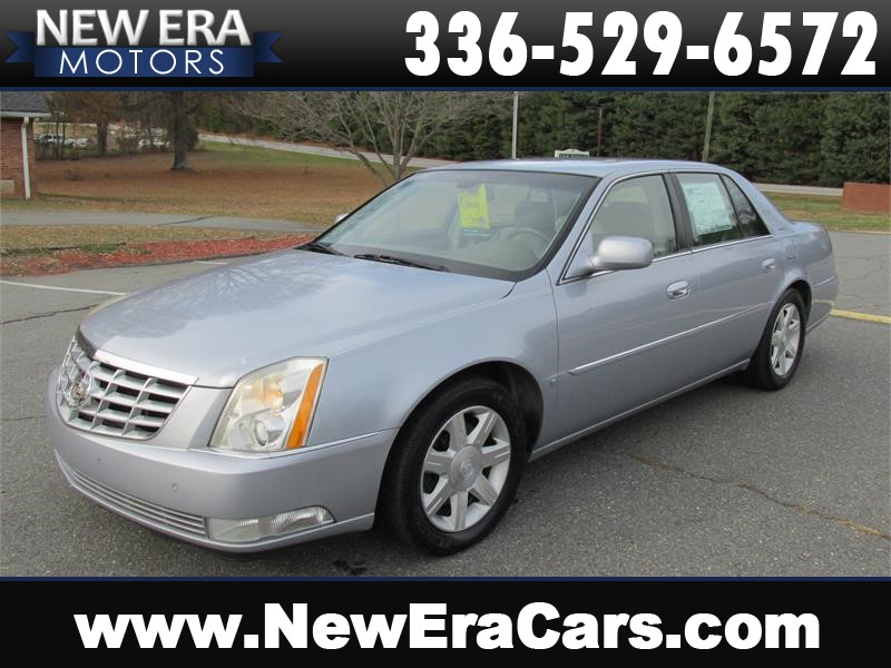 2006 Cadillac DTS Sedan Leather! Nice! Winston Salem NC