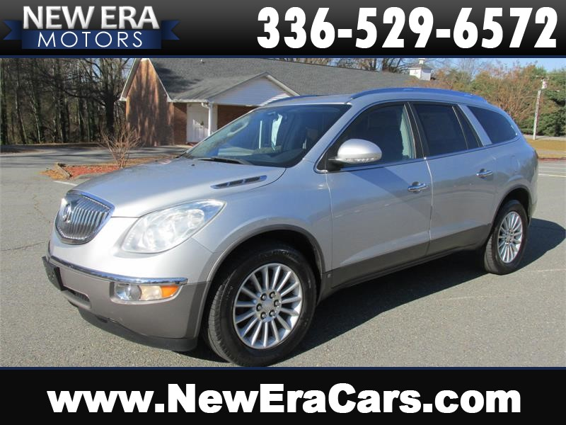 2009 Buick Enclave CXL AWD 3rd Row! Leather! Nice! Winston Salem NC