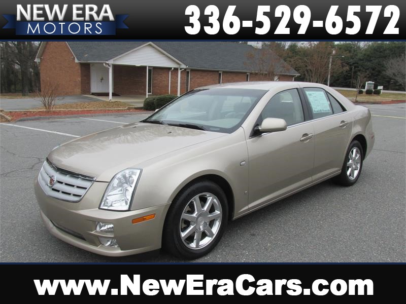 2006 Cadillac STS V6 Low Miles! Leather! Winston Salem NC